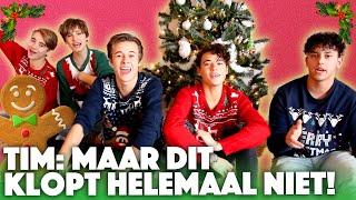 WIE BOUWT HET MOOISTE GINGER BREAD HUIS? 🎅🏼😂 (kerst Special & Alles Gaat Mis)   Spaze