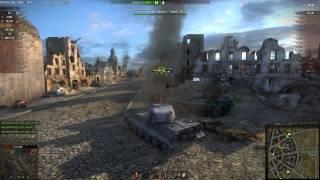 World of Tanks - Tanking Like A Boss