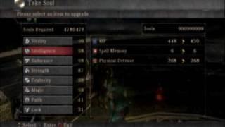 Demon's Souls NA 999999999 Souls Lvl 712