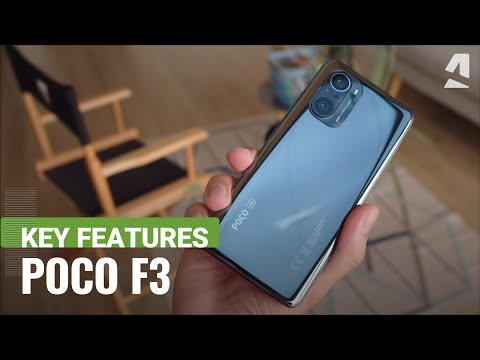 Poco F3 hands-on and key features