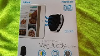 MagBuddy anywhere universal magnetic mount naztech