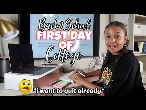 First Day Of School Grwm Vlog College Edition Lexivee03 Viralstat Ons programma bestaat altijd uit theorie, praktijk en toekomst. first day of school grwm vlog
