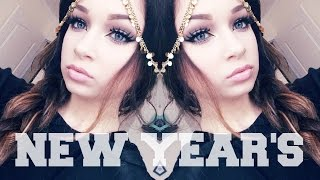 Sultry New Years Eve Makeup Tutorial | Tori Sterling ♡