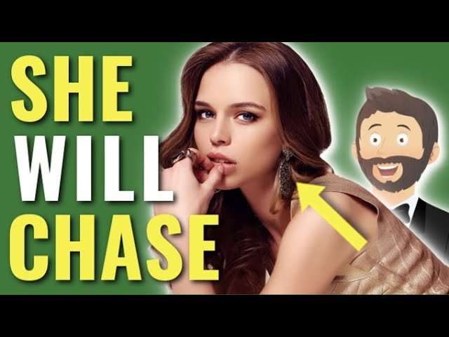 6 Psychological Tricks to Make ANY Girl Fall in LOVE with You (Make HER Chase YOU)