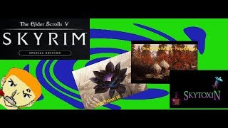 PoisonBlooms, Lotus Poison SE, Skytoxin | Mod Spotlight #3 | Skyrim Special Edition