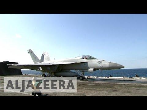 North Korea: US-South Korea naval exercises a rehearsal for war