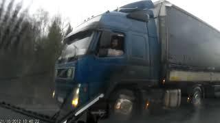 Подборка страшных ДТП  Последний обгон VIDEOMEG RU