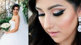 Bridal Makeup Tutorial + Skin Prep | BeautyyBird