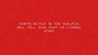 The White Stripes  - Dead Leaves And The Dirty Ground // Lyrics On Screen!