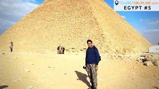 Egypt: The Pyramids | Sphinx | I got 'Tourist' scammed