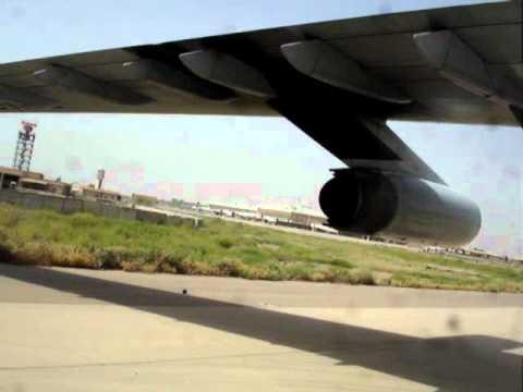 Ilyushin Il-76 (Ил-76) landed at BIAP (Baghdad International Airport), Iraq. July 2006