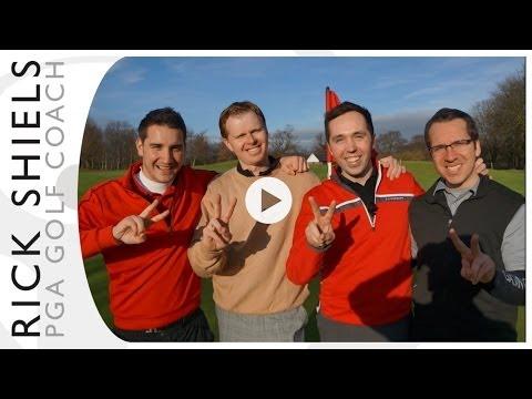 Part 2: Golf Pros Challenge Match