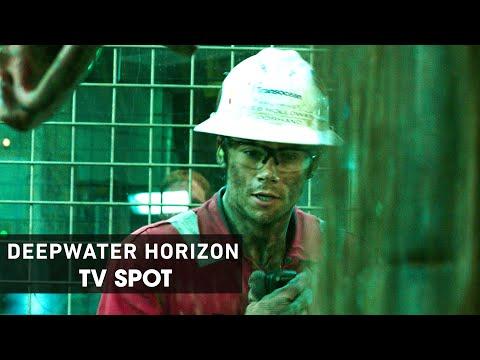 New TV Spot for Deepwater Horizon