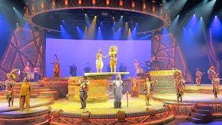 FULL SHOW : The Lion King: Rhythms Of The Pride Lands At @DisneylandParis