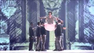 Flying Steps   Flying Bach, Breakdance zu Musik von Bach