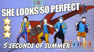 🌟 Just Dance 2015: She Looks So Perfect - 5 Seconds of Summer 🌟