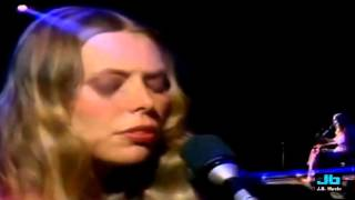 Joni Mitchell - Case Of You (The Old Grey Whistle Test Show - 1974)