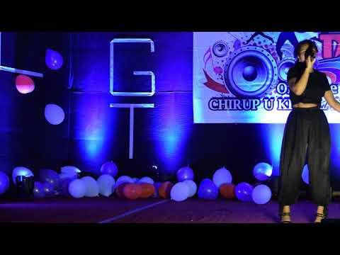 Jaintia got talent Season 2 2018 Semifinal Jennifer Lyngdoh From Raliang