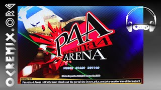 OC ReMix #3165: Persona 4 Arena 'Kuro Yuki' [Princess Amagi-ya] by DarkeSword