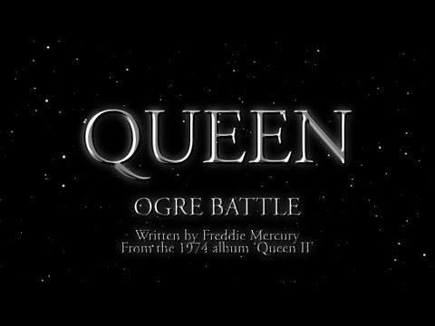 , title : 'Queen - Ogre Battle (Official Lyric Video)'