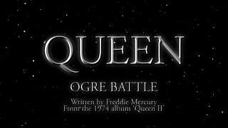 Queen - Ogre Battle (Official Lyric Video) - YouTube