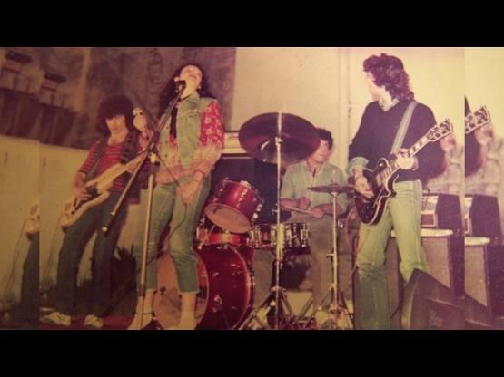 Caballo Vapor - Luz vida y rock (1976)