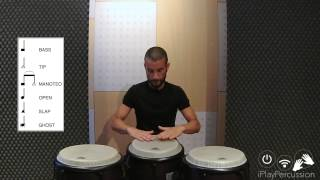 How To Play Congas: Tutto Acceso (Jovanotti Tour 2015)