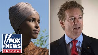 Ilhan Omar retweets comedian mocking brutal assault on Rand Paul