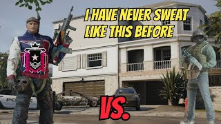 I Have Never Tried This Hard In A 1v1- Rainbow Six Siege