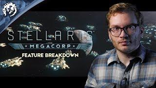 Stellaris: MegaCorp Youtube Video
