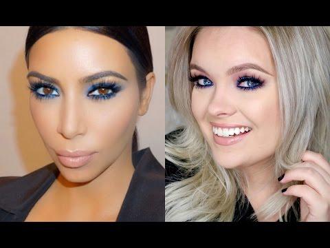 Kim kardashian drugstore makeup