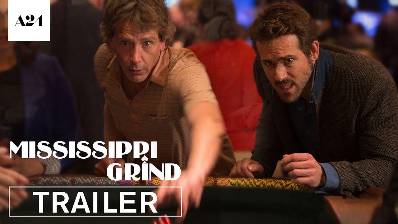 Trailer för Mississippi Grind