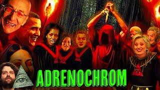 Adrenochrom – Tajna Substancja Okultystycznych Elit – Plociuch Spiskowe Teorie Operacja Storm Trump