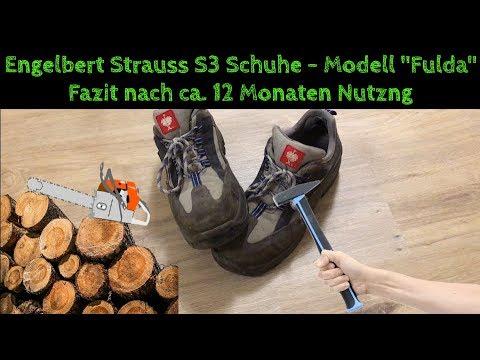 Engelbert Strauss S3 Arbeitsschuhe / Sicherheitsschuhe