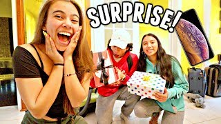 SURPRISING MY BROTHER AND SISTER WITH NEW IPHONES!📱📱