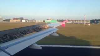 preview picture of video 'Wizzair A320-232 HA-LPZ | W6 2273 | Budapest LHBP - Eindhoven EHEH'