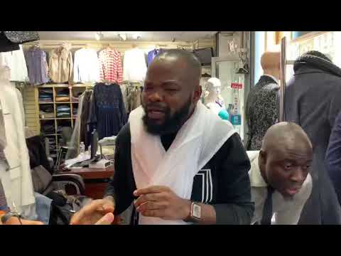 Mc Lively x Alhaji Musa (How much is Jacket?)