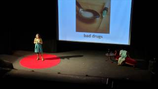 Drugs and Desire: Ingrid Walker at TEDxTacoma