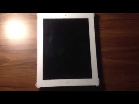 How to fix Frozen ipad screen (ios 7)