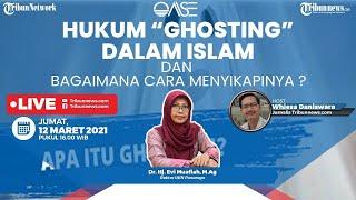OASE: Hukum Ghosting dalam Islam dan Bagaimana Cara Menyikapinya