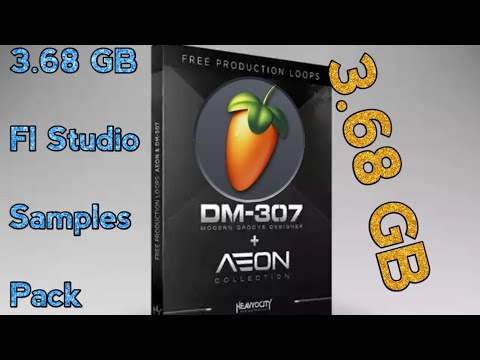 3 68 GB Fl Studio Samples Free Download || Dj Suraj Gupta