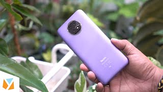 Xiaomi Redmi Note 9T 5G Unboxing and Hands-on