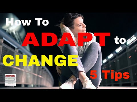 , title : 'How to Adapt to Change – 5  Helpful Tips