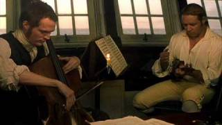 "Video thumbnail of ""Boccherini- (Master and Commander)"""