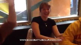 Shake Rattle & Roll Dueling Pianos Video of the Week - Boozy Brunch!