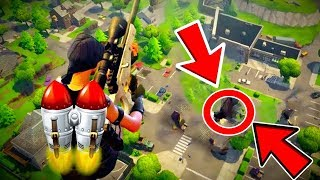 How To Find And Use JetPack In Fortnite Battle Royale! (New Legendary JetPack Gameplay And Location)