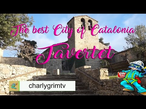 The Best city of Catalonia Tavertet