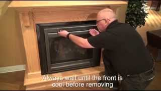How to Operate a Gas Fireplace