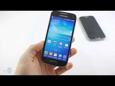 Samsung Galaxy S4 mini Hands on
