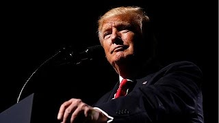 """Взгляд из Вашингтона: """"Первые 100 дней Трампа - это хаос"""""""